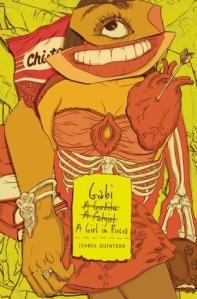 Gabi, A Girl In Pieces Cover