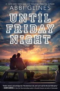 Until Friday Night Cover