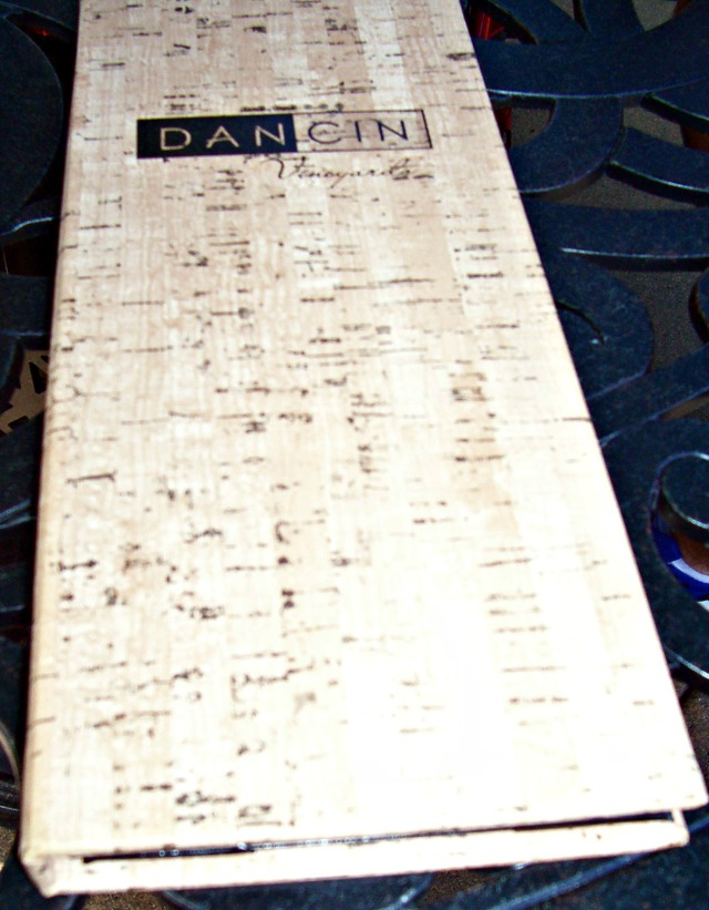 DanCin Menu
