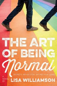 The Art Of Being Normal Cover