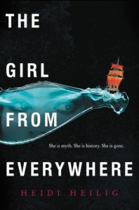 The Girl From Everywhere Cover