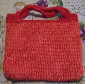 June 2016 Purse Pre-Felted