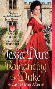 Romancing The Duke Cover