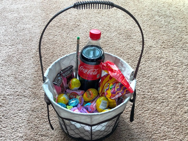 An Easter Basket For My Mom